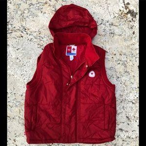 🥇🥇 06 Olympics Canada vest